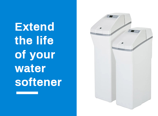 Extend the life of your water softener
