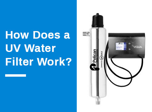 how does a uv filter work?