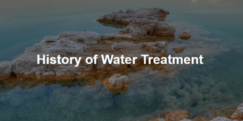 history of water treatment