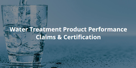 water treatment certification